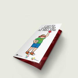 Cartão Vermelho ao Bullying